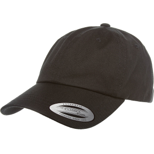 Low Profile Cotton Twill Dad Cap