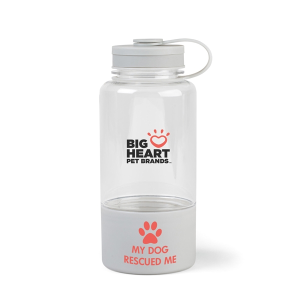 Fido Tritan Bottle with Bowl 34 oz.