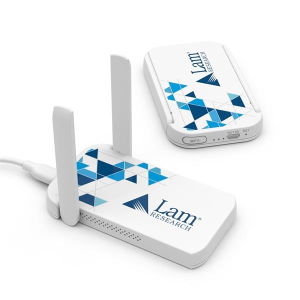 Wave Dual-band WiFi extender with 5G